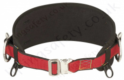 Miller 520 Quick Adjustment Work Positioning Belt with 2 x Side 'D' Rings