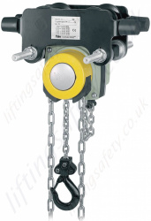 Yale Lift ITP Push Travel Hand Chain Hoist - Range from 500kg to 5000kg