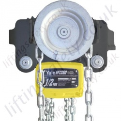 Yale ITG Chain Travel Hoist (Geared Hand Chain Block) - Range from 500kg to 10,000kg