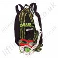 "Miller ""MA02 Barracuda"" Scaffolders Fall Arrest Kit with 1 Pt Harness. Elasticated or Rope Energy Absorbing Lanyards & Case."