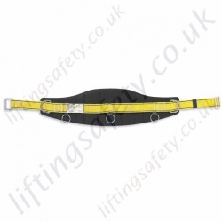"Miller ""MB03"" Work Positioning Belt For Use With Pole strap & Restraint lanyard with 2 Side D's, 1 Rear 'D' - S, M/L"