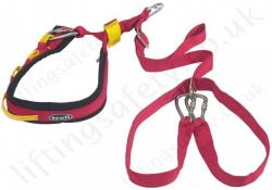 Miller Emergency Rescue Sling. Fits Under the Arms & Round the Legs.
