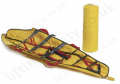 "Miller ""Evac"" Body Splint Stretcher For Vertical or Horizontal Rescue. Rolls-Up into a Very Small Lightweight Package"