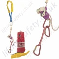 "Miller ""Rope Access"" Rescue From Height Kit with Many Optional Accessories to suit most Scenarios - Rope Lengths from 25 to 200 Metre"