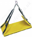 "Miller ""Industrial Climbers Seat"" for Suspended Working at Height. Plywood Seat Covered With Abrasion Resistant PVC Coated Nylon"