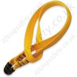 "Miller ""MJ03"" Webbing Anchorage Slings. Round Slings with Sewn Anchorage Eye - Range 600mm, 800mm, 1000mm. 1200mm or 1500mm"