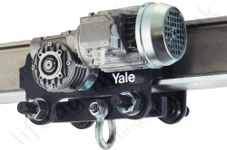 "Yale ""VTE-U"" Electric Travel Beam Trolley 230v, 110v and 400v - Range from 1000kg to 5000kg"