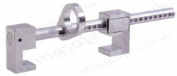 "Miller ""Beam Glide"" Adjustable Fall Arrest Anchorage Point Designed to slide Along an RSJ Beam - Width 75mm to 360mm"