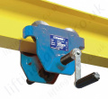 "Tractel ""Rollbeam"" Fall Arrest Push Travel Trolley Anchorage Device. Quick Fit & Adjustable Width from 58 to 220mm or 220 to 300mm"