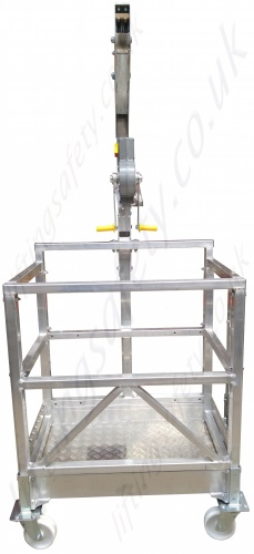 Tractel Quot Solo Quot Access Working Platform Kit 1 Person Use