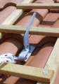 "Tractel ""Roof Anchor"" Fall Arrest Anchor Point for Timber Roof Trusses Point"