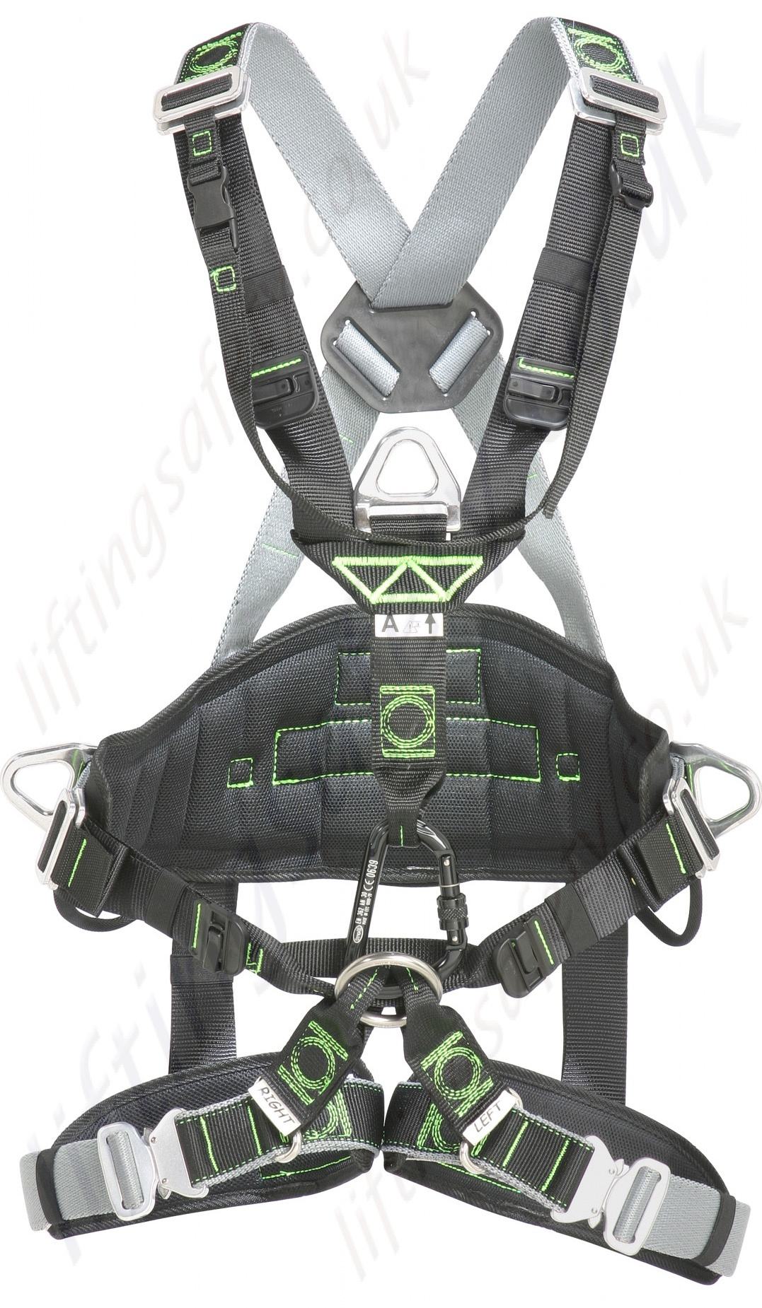 Miller Ropax Rope Access Harness