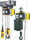 Yale CPV Electric Chain Hoist, 400v 3Ph 50Hz - Range from 250kg to 5000kg