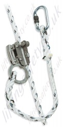 "Miller ""MF50"" Automatic Action. Guided Fall Arrester. Rope Grab Suitable for 14-16mm Synthetic Rope."