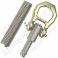 LiftingSafety Removable Fall Arrest Swivel Eye Bolt