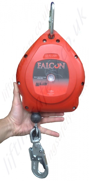 6.2m and 10m Cable Sizes Falcons