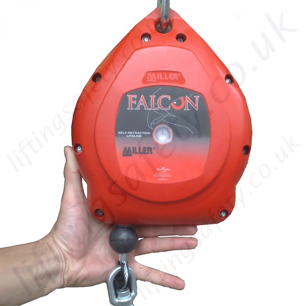 Miller Quot Falcon Eco Quot Vertical And Horizontal Use Fall