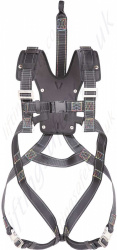 "Miller ""ATEX Harness""  For Use In Potentially Explosive Areas. With Front  'D' Ring and Front Webbing Loops"