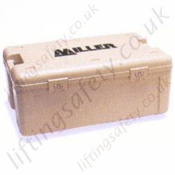 "Large ""MM00"" Plastic Storage Box - 500x300x200mm"