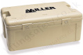 Miller Plastic Storage Case - 500 x 300 x 200mm