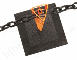 Plastic Chain Temporary Barrier