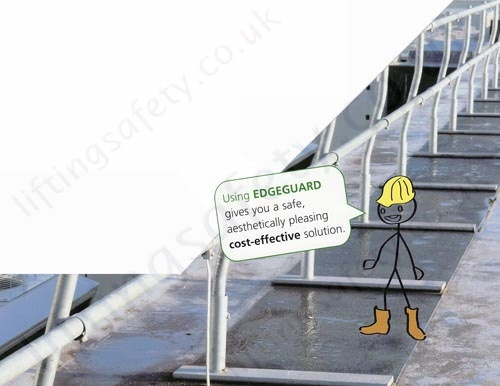 Edge Guard Rail