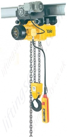 Electric Chain Hoist with Trolley - Yale CPE / CPE/F