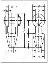 G-416 s-416 drawing