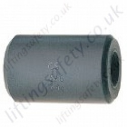 Crosby S409 COLD TUFF Swage Buttons - Range Available 3mm to 32mm