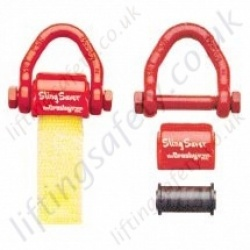 Crosby S280 Sling Saver Web Connector - Range from 2950kg to 7700kg