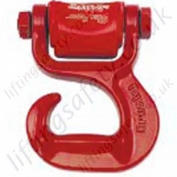 Crosby S287 Sliding Choker Hook - Range from 2950kg to 4080kg
