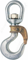 Crosby BLC & BLA Closed Swivel Bail Hook - Range from 450kg - 16,700kg
