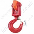 Crosby S-3319 Safety Sling Swivel Hook -  Range from 1630kg to 4500kg