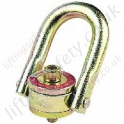Crosby HR125M and HR125 Swivel Hoist Ring -  Range from 400kg - 16,900kg