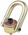 Crosby HR125M & HR125 Swivel Hoist Ring, Metric and Imperial Thread -  Range from 400kg - 16,900kg