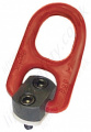 Crosby HR100M & HR100 Pivoting Hoist Rings, Metric & Imperial Thread. Range from 200kg - 20,000kg