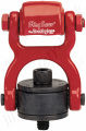 Crosby HR125W Swivel Hoist Ring, Rotating Lifting Eyebolt for Attachment to Synthetic Slings Web. Imperial UNC Thread - Range from 2800kg - 13,000kg