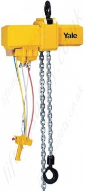 Yale CPA Air Hoist - 2 tonne Hook Suspended