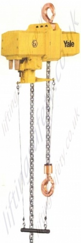 Ex II 2 GD c IIB T4 Protection Classification Cord Control Air Hoist