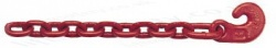 Crosby L180 Winchline Tail Chains - Chain Diameter 8mm to 32mm, WLL 2450kg to 32,795kg