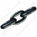 Crosby Spectrum 7 (Grade 7 / 70) High Tensile Transport Lifting Chain - Chain Diameter 6mm - 13mm, WLL 1430kg to 5130kg