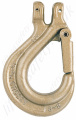 Crosby S314A Clevis Chain Hook & Latch - Range from 1120kg to 8000kg