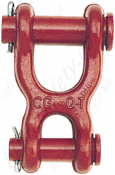 Crosby S247 Double Clevis Link - Range from 1180kg to 4170kg