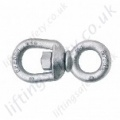 Crosby G401 Forged Chain Swivel - Range from 390kg to 3270kg