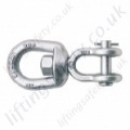 Crosby G403 Forged Clevis Chain Swivel - Range from 390kg to 20,500kg