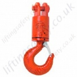 Crosby S1 Jaw and Hook  Swivel - Range from 3000kg to 45,000kg