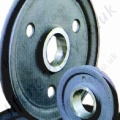 Crosby McKissick Roller Bearing Pulley Sheaves