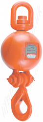 Crosby McKissick UB500 Swivelling Overhaul Balls - Range from 3600kg to 27,000kg