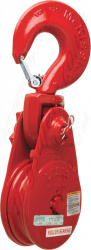 Crosby L160 Lebus Pulley Sheave Snatch Blocks. Hook, Shackle or Tail Board Options  - Range from 6000kg to 12,000kg