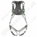 "Miller R2 Revolution 2 Point ""Comfort"" Fall Arrest Harness with Rear 'D' Ring & Front Webbing Loops"